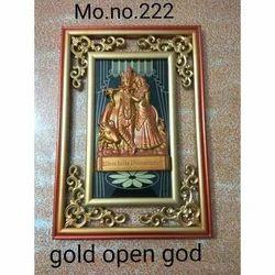 Rectangular Designer Religious Frame