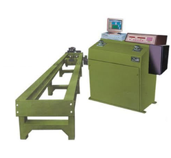 Horizontal Chain & Rope Testing Machine