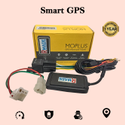 Bike GPRS Tracking System