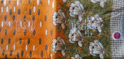 Cotton Silk Regular Wear Indian Saree Printed Designs With Blouse Piece, Length: 6 Meter