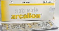 Sulbutiamine Tablets