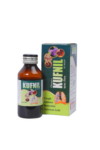 Kufnil Ayurvedic Cough Syrup, Bottle Size: 100 mL