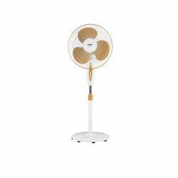 Usha Mist Air Icy Yellow Ochre Pedestal Fan
