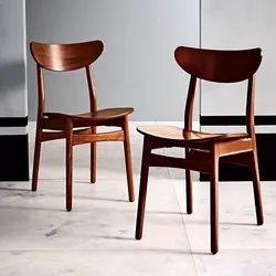 Sunny Overseas Modern Stylish Wooden Chair