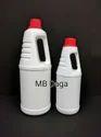 White Mb Daga Side Handle Bottles, Use For Storage: Chemical
