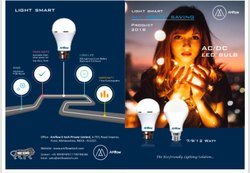 Ac/Dc Rechargeable LED Bulb (3 To4 Hours Back Up)
