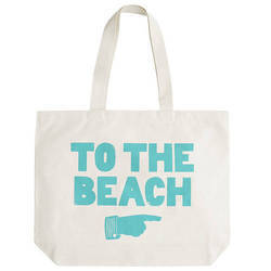 Canvas Bag For Beach