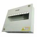 Mild Steel 10 Way Polo Mcb Box