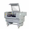 Prakash 60w / 80w Paper Laser Cutting Machine, Model Name/number: Cma 6040