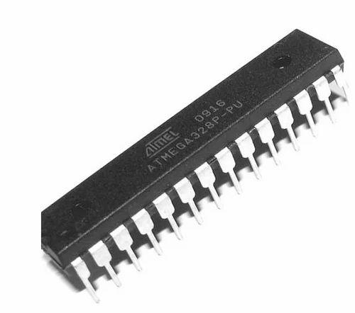 Atmega328p With Arduino Bootloader Microcontroller