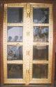 Svh Brass Door With Glass Panel