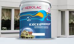 Soft Sheen White Nerolac Paints, For Exterior
