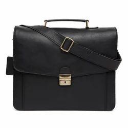 Black Portfolio Bag