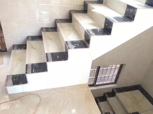 Lovely Porcelain Stair Tiles, Thickness : 6   8 Mm