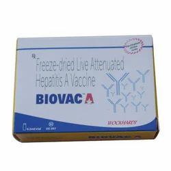 BIOVAC-A- HEPATITIS A -VACCINE