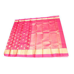 Silk Printed Party Wear Fancy Traditional Saree