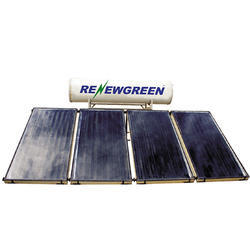 Non-Pressurized  FPC Solar Water Heater