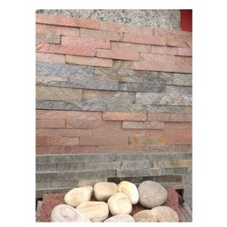 Granite Stone Elevation Stone Wall Cladding Panels