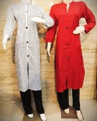 Formal Kurti with Pant
