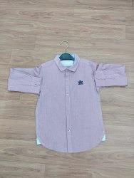 Boys chambray shirts