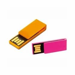 Book Mark Plastic Pendrive