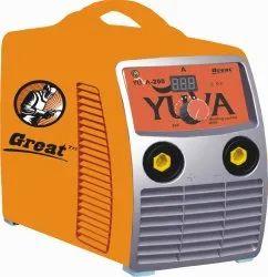 Yuva - 200 Arc Welding Machine, Output Current: 100-200 A