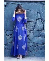 Ladies Designer Anarkali Kurti