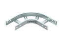 Horizontal Bend For Ladder Cable Tray (Radius Type)