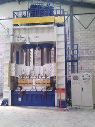 1000 Tons Capacity SMC Moulding Press