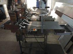 Automatic Carton Feeder with Conveyor  & Mounting Bracket