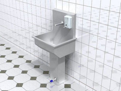 Paddle Operated Wash Basin Tap