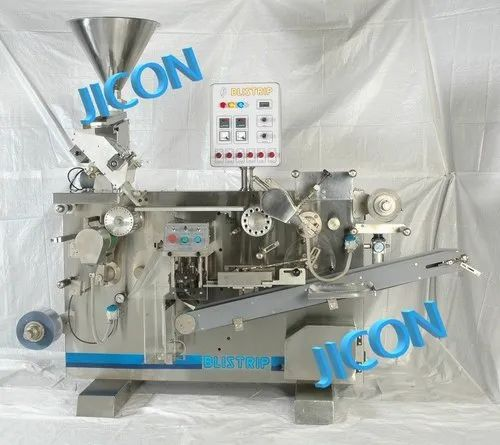 Tablet Blister Packaging Machine
