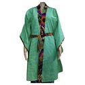 Gown Dressing Bathrobe
