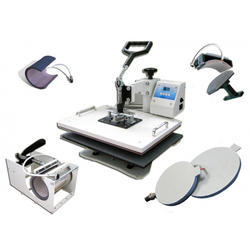 dac2be0d All In One Sublimation Machines - 6 in 1 T-Shirt Printing Machine ...