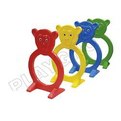 Monkey Step In (Set of 4 PC) Kids Toy