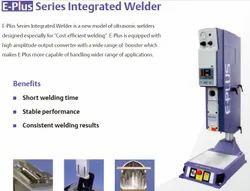 E-Plus Series Integrated Plastic Welder