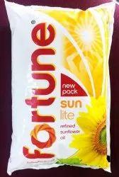 Sunflower Oil Fortune (1 Ltr X 10 Pkt)