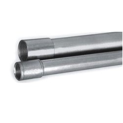 Silver Hot Dip Galvanized Steel Conduit - Class 4