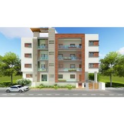 Residential Projects Modular Colony Construction Service