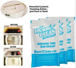 Hurri Clean Toilet Cleaner(Pack of 3)(811-13)