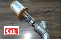 Electrical Actuator Operated y Type Control Valve