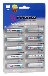 LR6 AA 1.5V Alkaline Battery