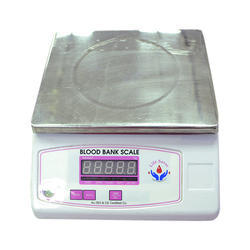 Blood Bank Scale