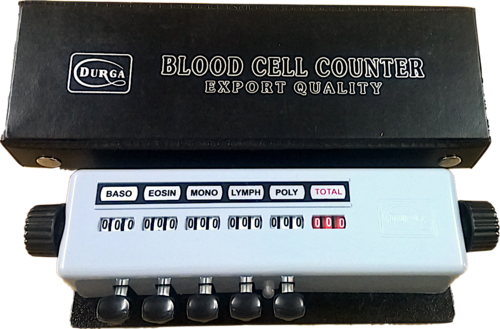 Blood Cell Counter 5 Key