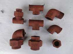 Railways Fittings as per ICF Drawings