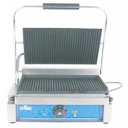 Stainless Steel Electric Sandwich Griller, Model Name/Number: Commercial And Restaurant