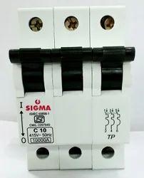 Sigma TP C 10 MCB