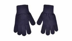 Designer Full Finger Winter Gloves