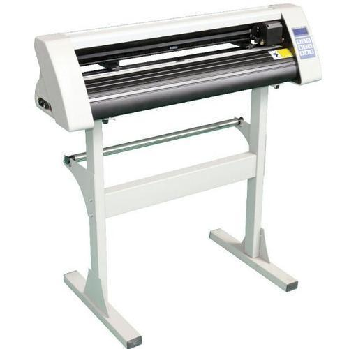 White Graphic Cutting Plotter