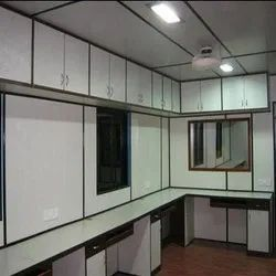 Furnished Mobile Office Cabin